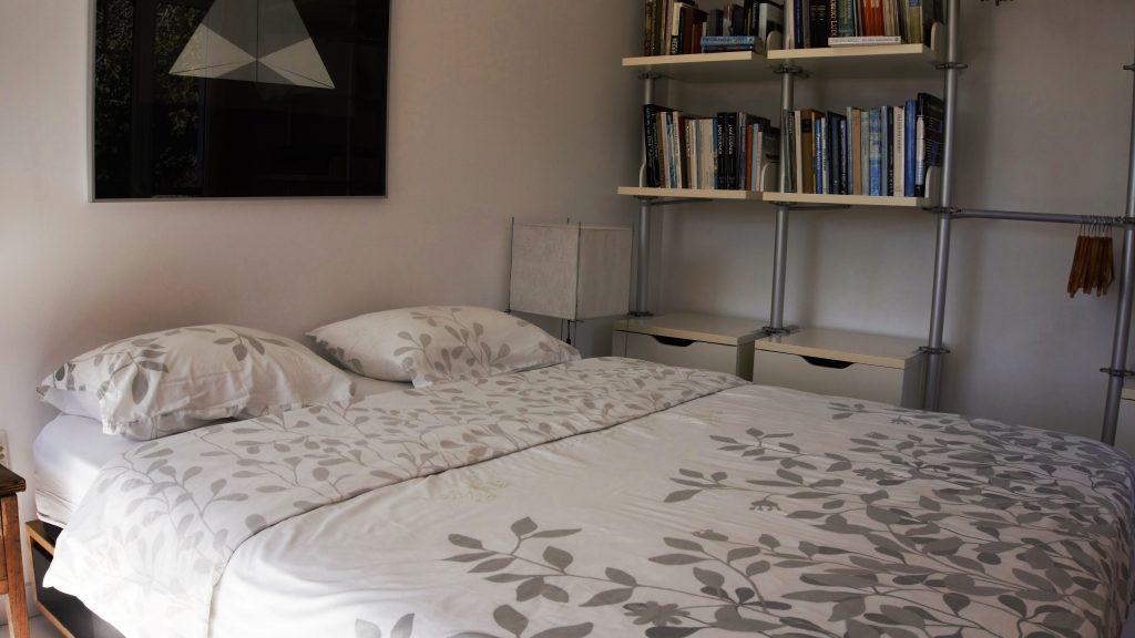 komfortabeles Doppelbett