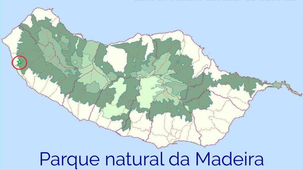 Naturpark Madeira