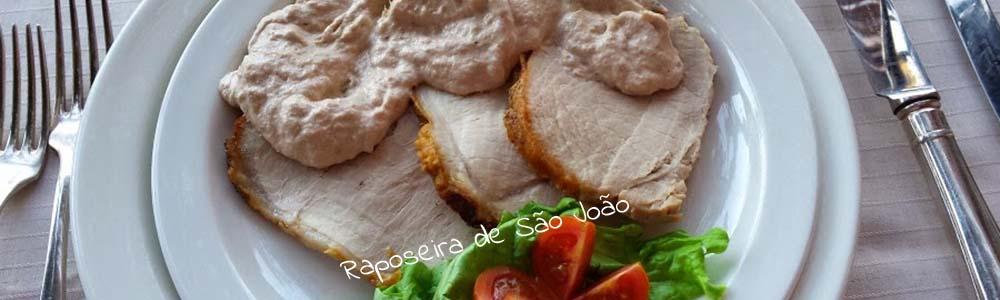 Raposeira de São João: Gastronomie auf Madeira